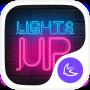 icon Lights Up Theme