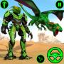 icon Dragon Robot Transformation