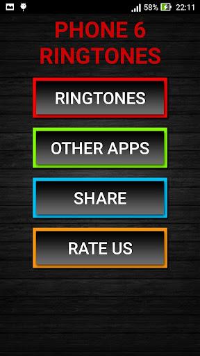 Phone 6 Ringtones