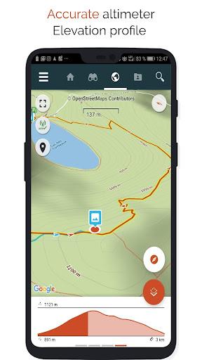 SityTrail France - hiking GPS