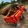 icon Pickup Truck Extreme Offroad Driving