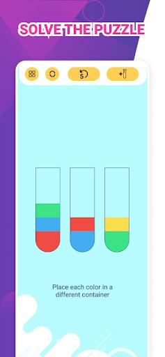 Water Sort - Color Sorting Game