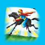 icon حكايات من الخيال - الحصان طائر