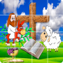 icon Puzzle Christian Easter 1