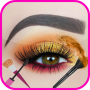 icon Eye MakeUp (Step by Step)