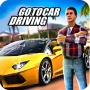 icon Go To Car Driving