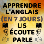 icon French to English Speaking - Apprendre l' Anglais