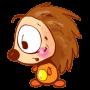icon الملائكة الصغار - شوكي