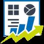 icon المنارة للمخططات البيانية