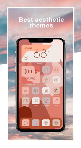 Aesthetic Kit - Home screen Icons & Themes Helper