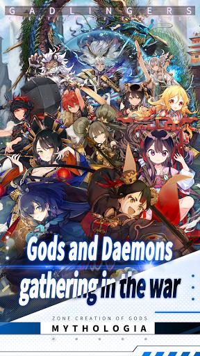 Gadlingers: Creation of the Gods