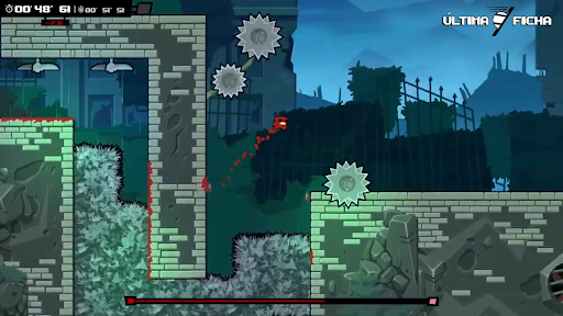 Hints Of Super Meat Boy Game Forever