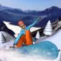 icon Mad Snowboarding