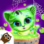 icon Kiki & Fifi Halloween Salon - Scary Pet Makeover