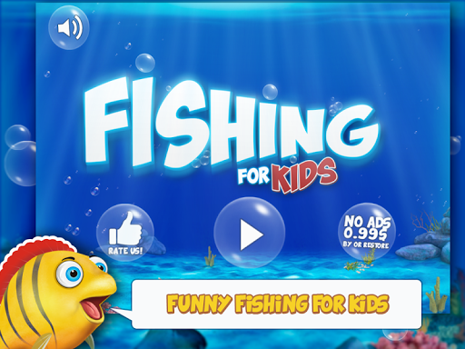 Fishing for kids and babies