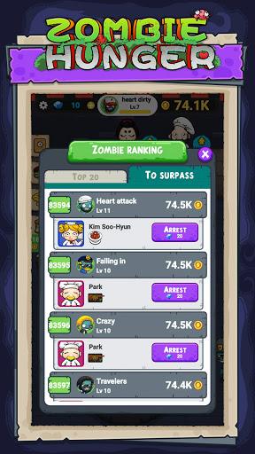 ZombieHunger