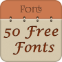 icon 50 Fonts for Samsung Galaxy 12