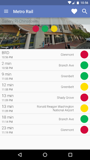 DC Metro and Bus