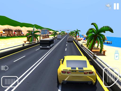 Traffic Car Racing Game