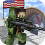 icon American Block Sniper Survival