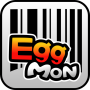 icon Barcode QRcode - EggMon
