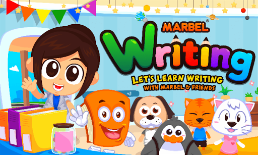 Marbel Learning to Write