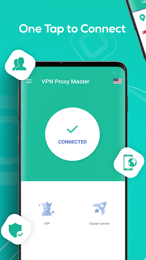 VPN Proxy Master-Free security