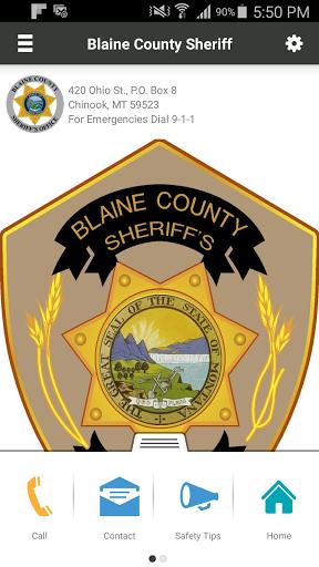 Blaine County Sheriff