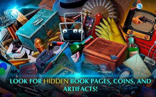 Hidden Object - Mystery Tales: The Other Side