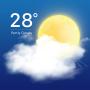 icon Weather forecast: weather channel & radar