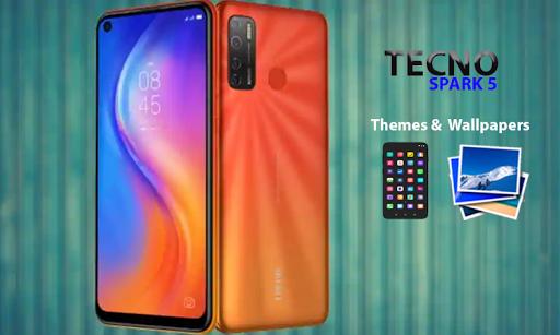 Tecno Spark 5 Themes, Ringtones & Launcher 2020