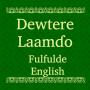 icon Dewtere Laamdo Fulfulde-English Bible
