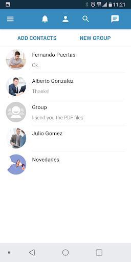 IMBox.me - Work messaging
