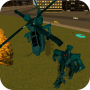 icon Robot Helicopter