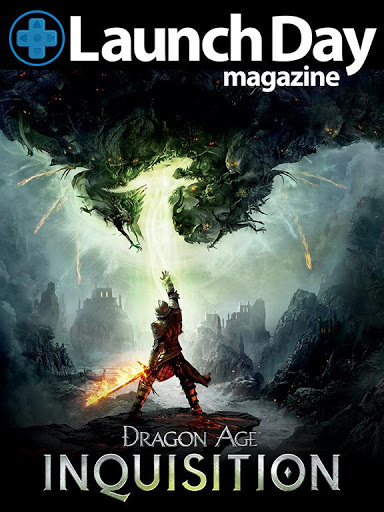 LAUNCH DAY (DRAGON AGE)