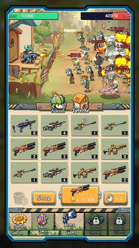 Zombies Battle-Plants Hunter