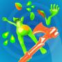 icon Axe Throw Run 3D