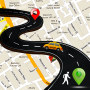icon Free GPS MapsNavigation and place finder