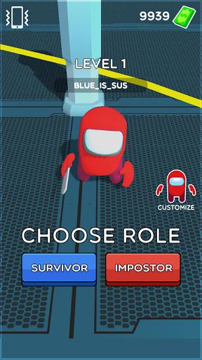 Impostor 3D - Hide and Seek