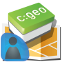 icon c:geo - contacts plugin