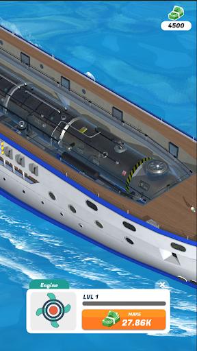 Idle Cruiseliner