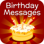 icon Birthday Cards & Messages - Wish Friends & Family
