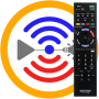 icon Remote for Sony TV/BD WiFi&IR