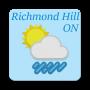 icon Richmond Hill, Ontario - weather