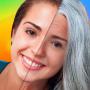 icon Old Age Maker | Old Face Maker | Make Wrinkle Face
