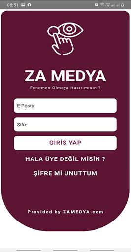 Takipçi ve Beğeni Arttırma Şifresiz - ZA MEDYA