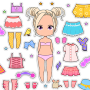 icon Chibi Doll - Avatar Creator