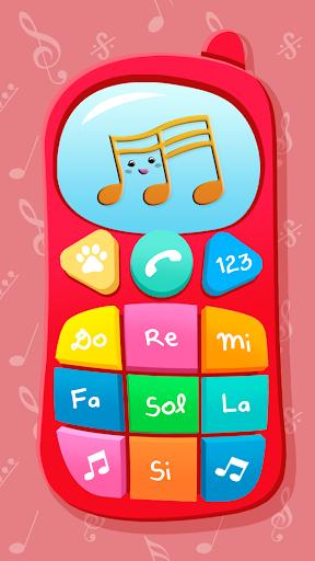 Baby Phone. Kids Game