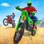 icon Moto Bike Racing Stunt Master- New Bike Games 2020