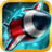 icon Tunnel TroubleSpace Jet 3D Games 16.8